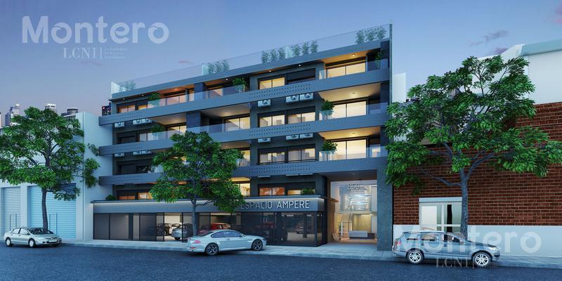 Foto Edificio en Caballito ESPACIO AMPERE - AMPERE 850 número 1
