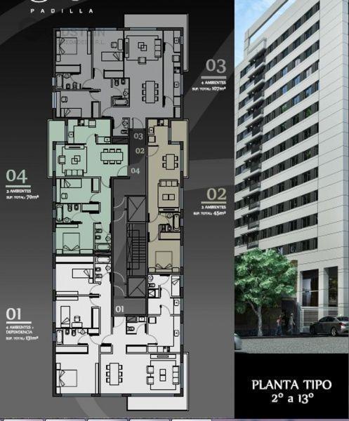 Foto Edificio en Villa Crespo Padilla 979 número 4