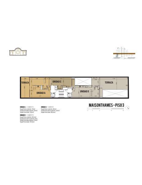 Foto Edificio en Palermo Maison Thames - Thames 2450 número 11