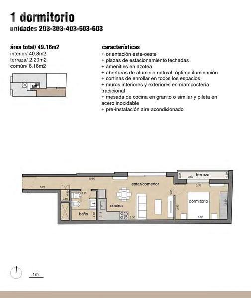 Foto Edificio en Parque Rodó Próximo a Bv. Artigas y Av. Rivera número 8