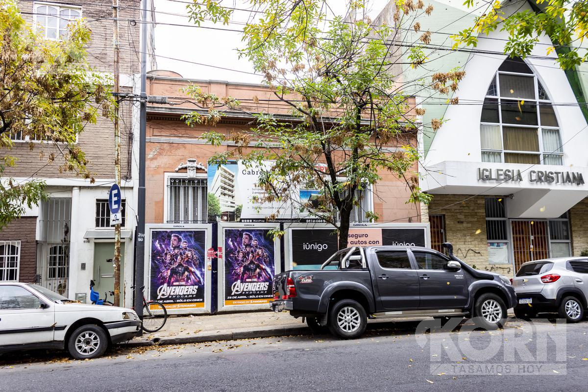 Foto Edificio en Palermo Hollywood José A. Cabrera entre Dorrego y Arévalo numero 18