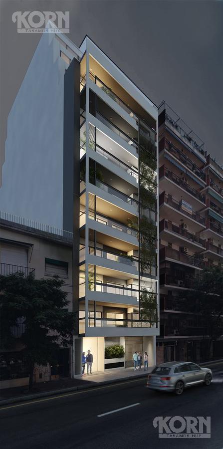 Foto Edificio en Recoleta Azcuénaga entre Beruti y Juncal numero 4