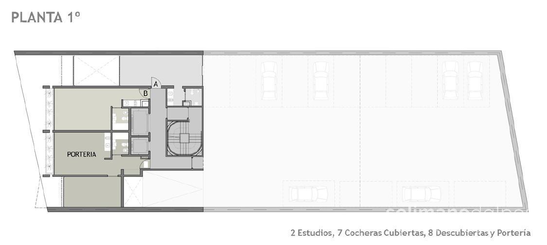 Foto Edificio en Constitución Bernardo de Irigoyen 1418 número 10