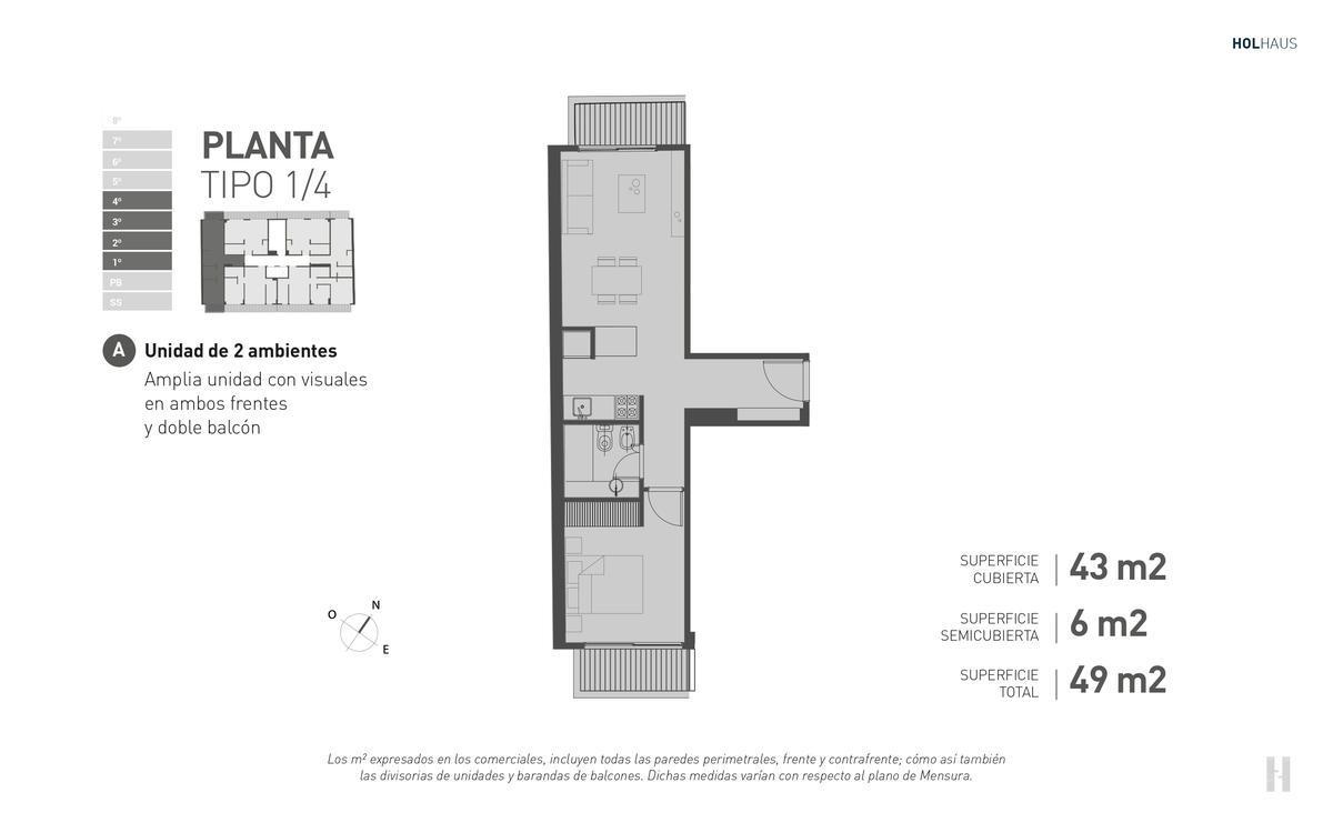 Foto Edificio en Saavedra Holmberg 4091/ 4081 número 10