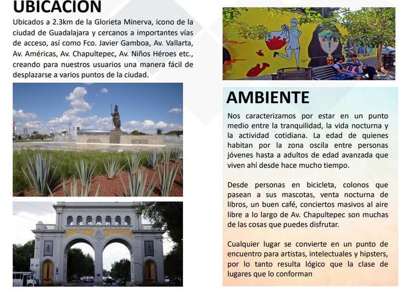 Foto Barrio Abierto en Americana C. Jose Guadalupe Zuno Hernandez número 6