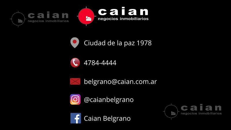 Foto Edificio en Belgrano Monroe 3605 número 17