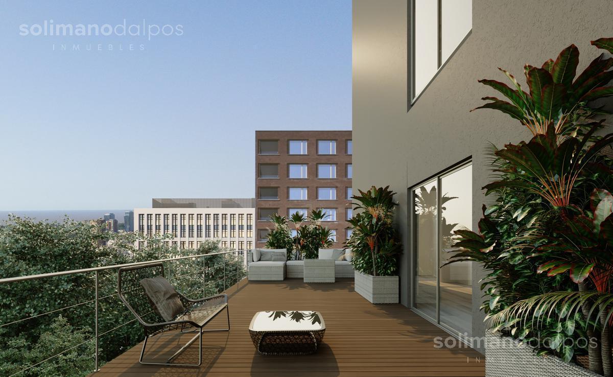 Foto Edificio en Palermo Santos Dumont 2395 número 9