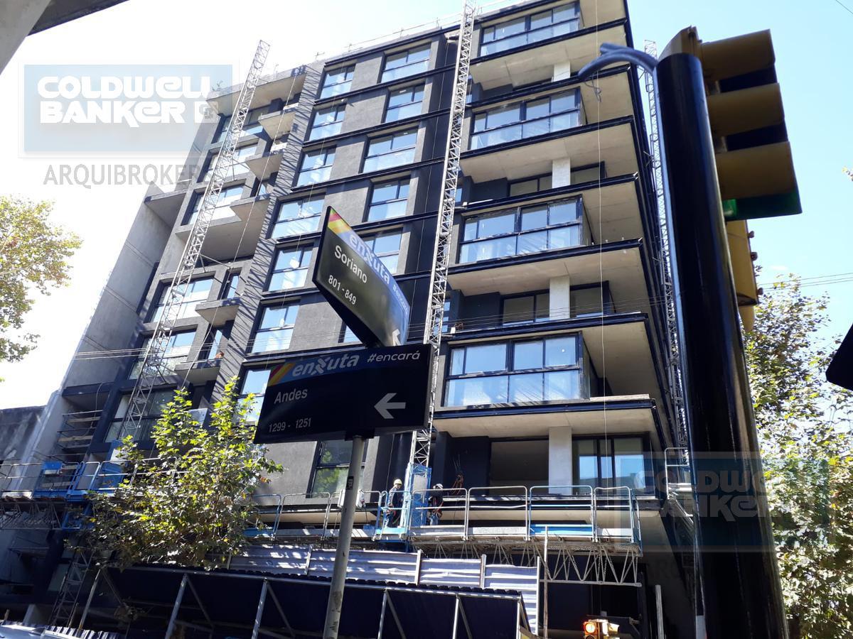 Foto Edificio en Centro (Montevideo) Andes y Soriano número 4