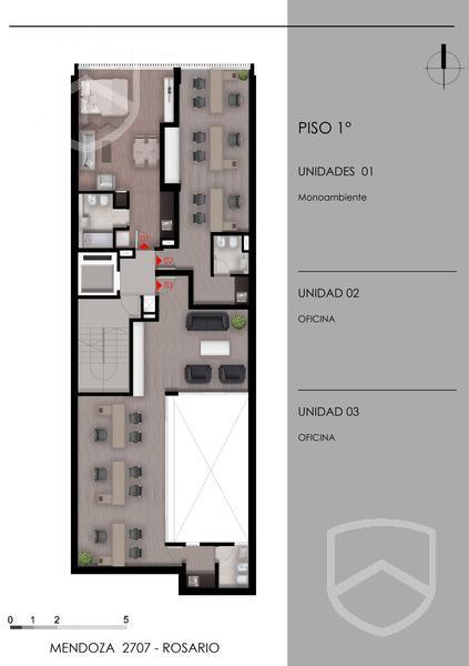 Foto Edificio en Lourdes MYC - Mendoza 2707 número 6