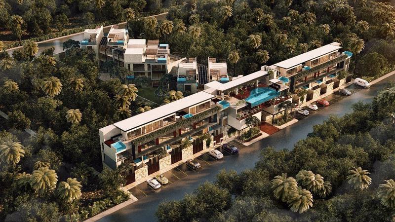 Foto Barrio Abierto en Tulum La Veleta, Aldea Zama, Tulum, Quintana Roo número 2
