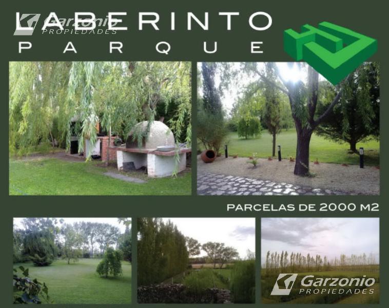 Foto Barrio Abierto en Trelew Parque Laberinto número 1