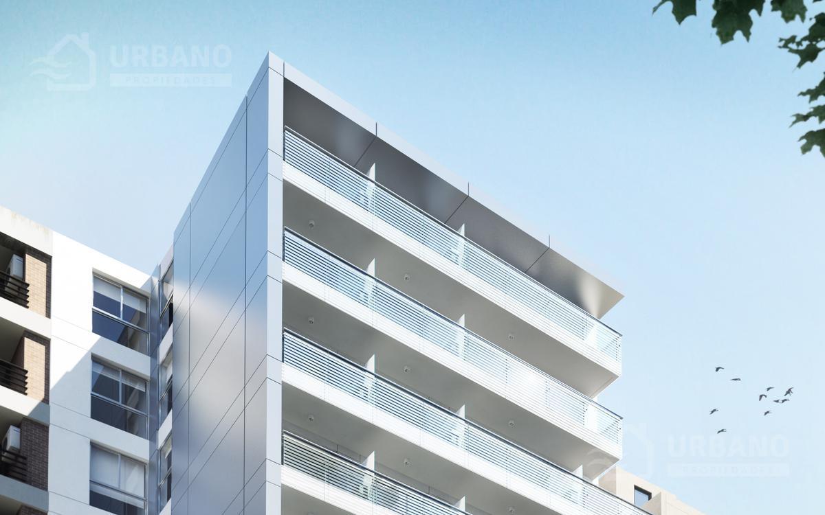 Foto EMPRENDIMIENTO - Edificio en  en  Capital Federal , Argentina  Uriburu 1000