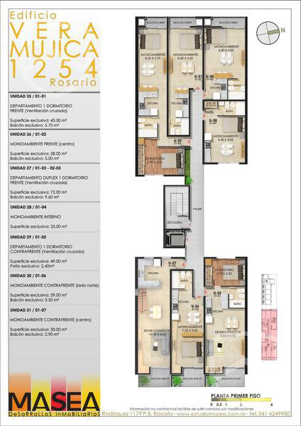 Foto Edificio en Remedios de Escalada de San Martin Vera Mujica 1254 número 10