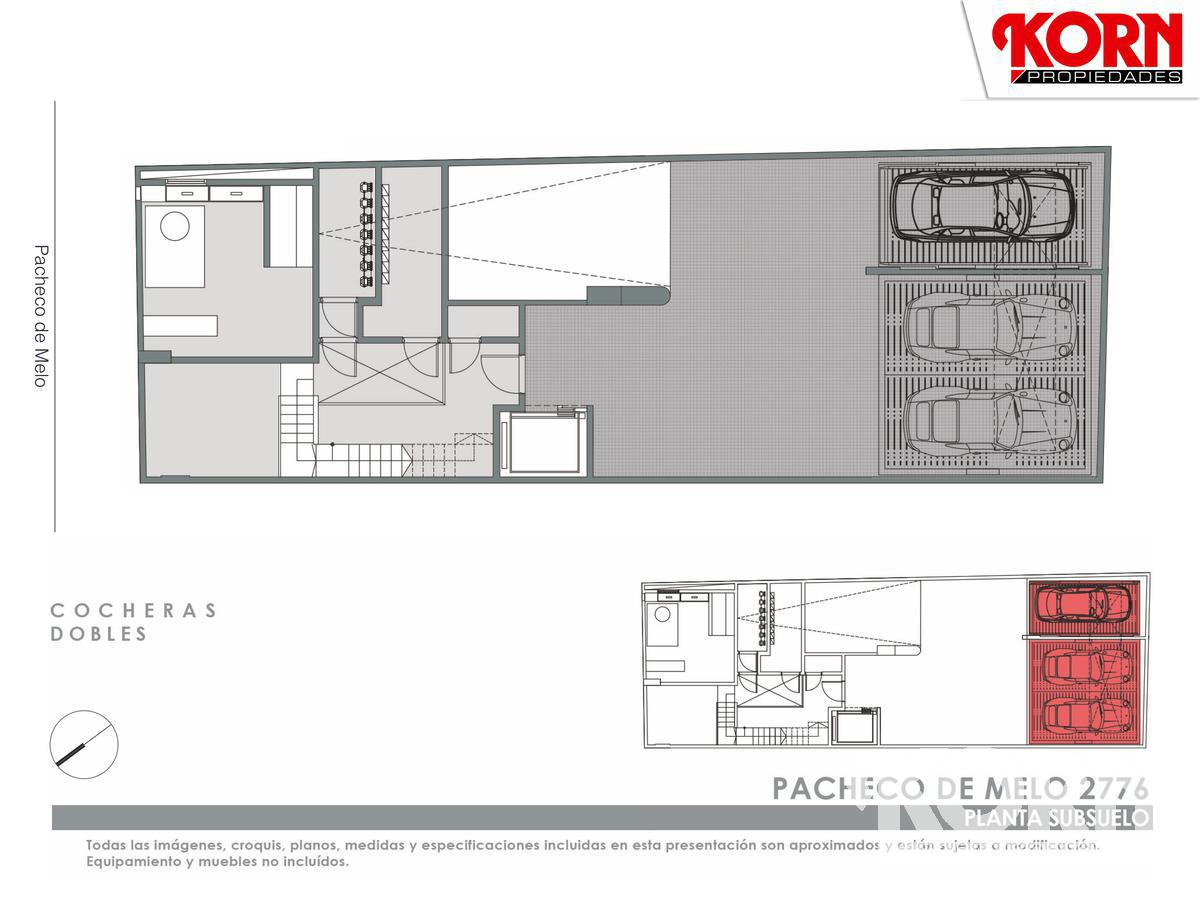 Foto Edificio en Recoleta Pacheco de Melo al 2700 numero 4