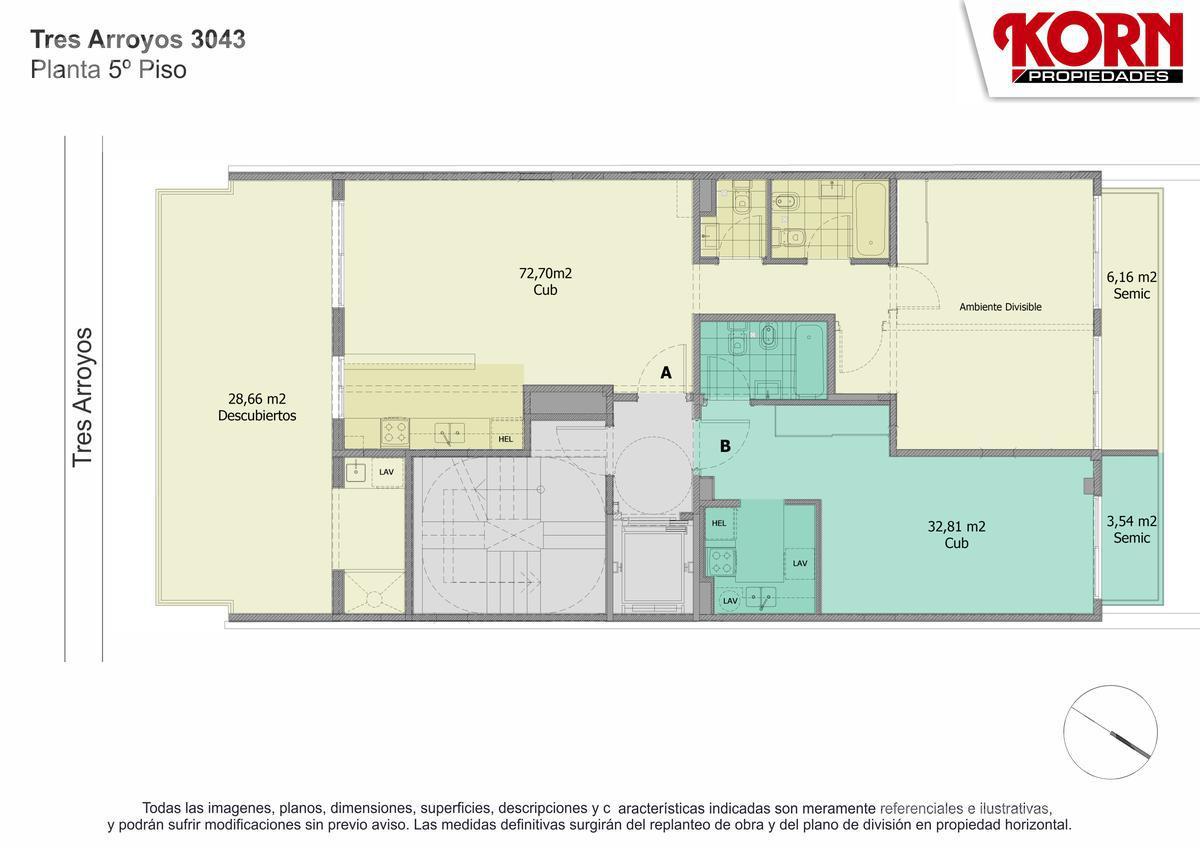 Foto Edificio en B.Santa Rita Tres Arroyos al 3000 numero 14