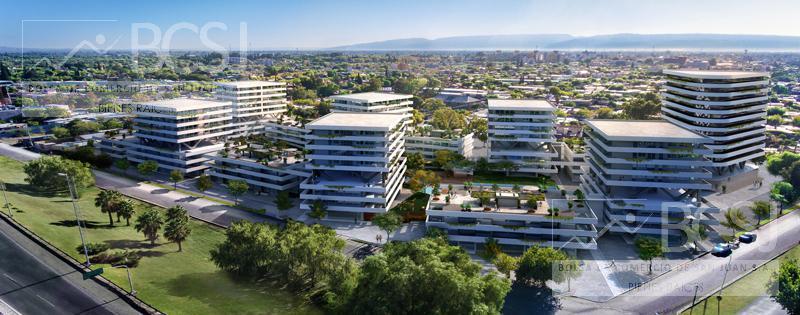 Foto EMPRENDIMIENTO - Edificio en  en  Capital , San Juan  Complejo Catamaran Residencias en Altura