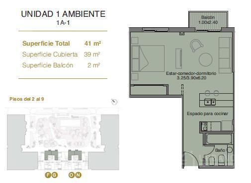 Foto Edificio en Monte Castro Avenida Lope de Vega al 1055. número 9
