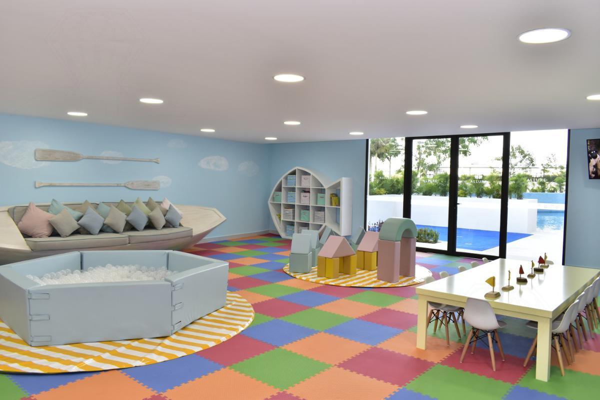 """Foto Edificio en Cancún Centro ALLURE Osean Front Luxury Condos """"Vive en la playa y en la ciudad""""  número 11"""