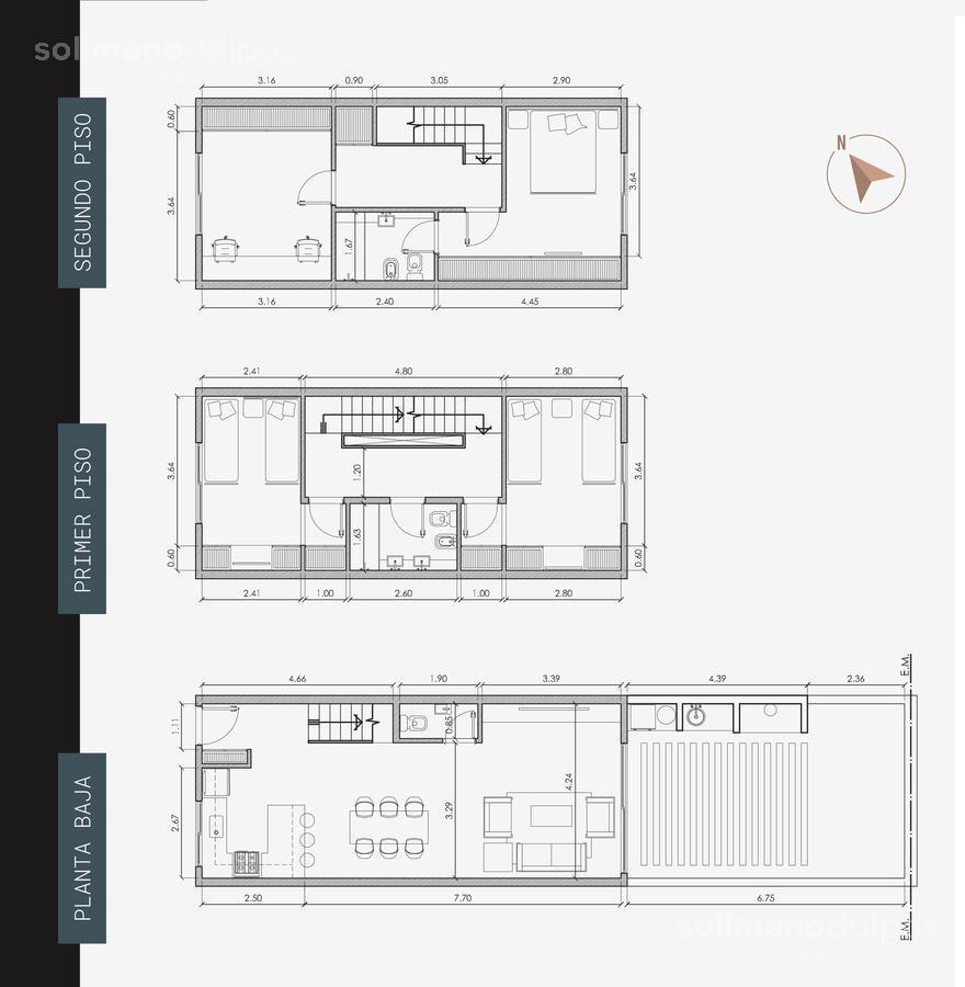 Foto Edificio en Olivos-Qta.Presid. Olaguer y Feliu 1636  número 13