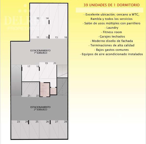 Foto Edificio en Pocitos 26 de marzo y Pereyra de la Luz número 13