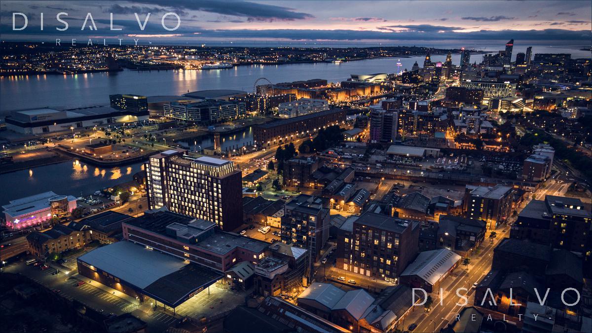 Foto Hotel en Liverpool Baltic Triangle, Liverpool, Reino Unido número 4