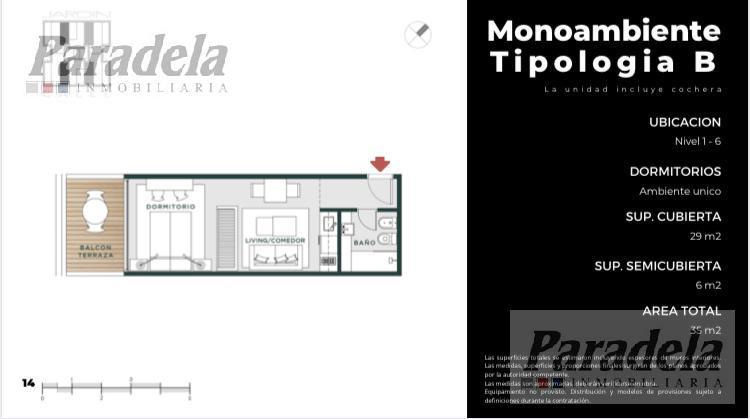 Foto Edificio en Ituzaingó Sur GELPI 835 número 6