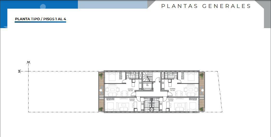 Foto Edificio en Pocitos Nuevo Osorio y Plácido Ellauri próximo número 3