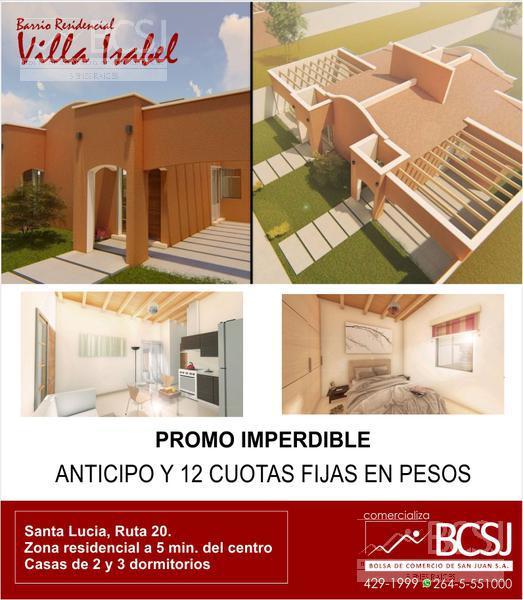 Foto Otro en Santa Lucia Villa Isabel Casas y Duplex  número 8