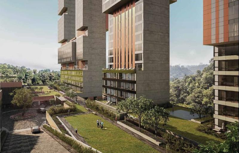 Foto Edificio en Bosque Real Av del Silencio Fraccionamiento Bosque Real. número 1
