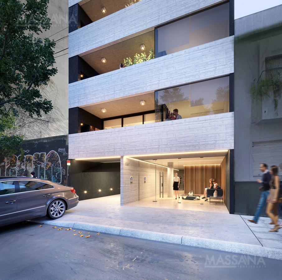 Foto Edificio en Palermo Paraguay 5367 número 2