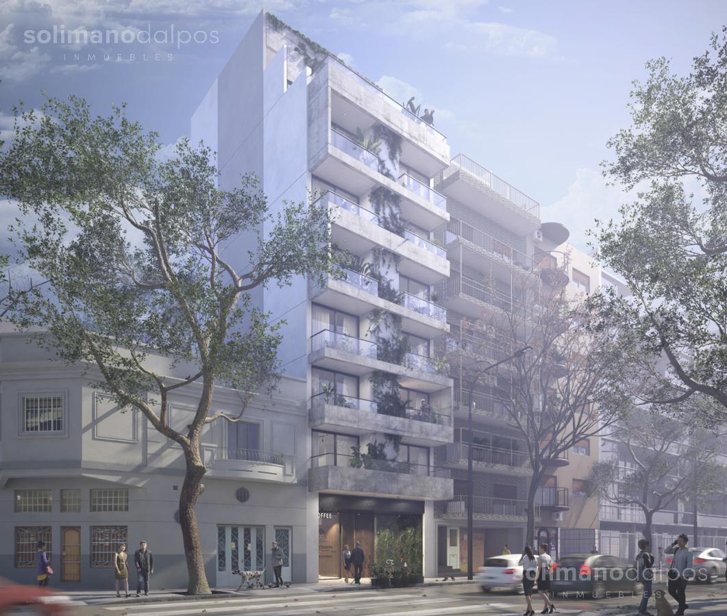Foto Edificio en Palermo Bonpland 2214 número 3