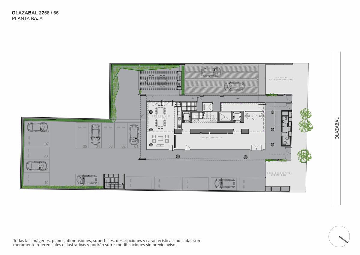 Foto Edificio en Belgrano Olazabal al 2200 numero 14
