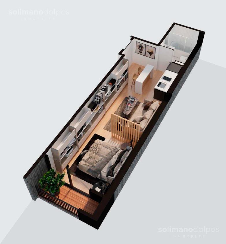 Foto Edificio en Colegiales Amenabar 257 número 9