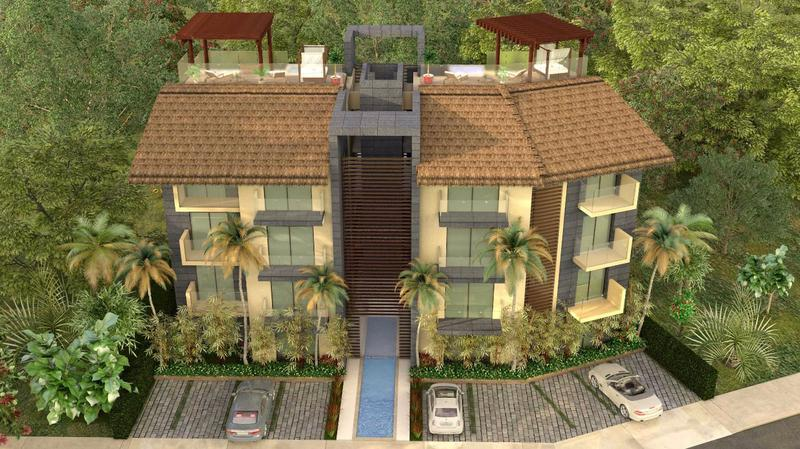 Foto Edificio en Puerto Aventuras Puerto Aventuras, Quintana Roo número 5