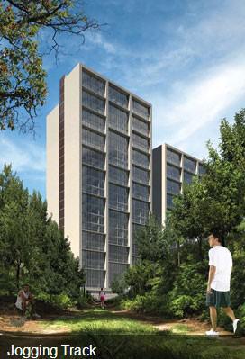 Foto Edificio en Torres de Potrero  número 28