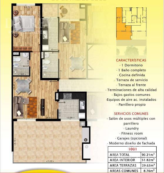 Foto Edificio en Pocitos 26 de marzo y Pereyra de la Luz número 10