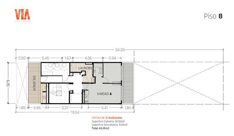 Foto Edificio de oficinas en Recoleta Viamonte 2100 número 8