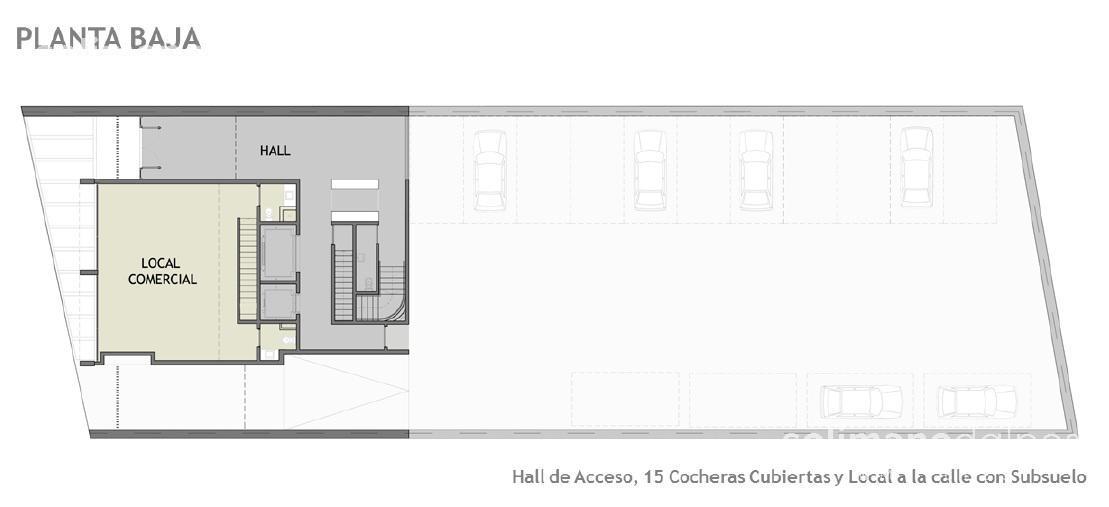 Foto Edificio en Constitución Bernardo de Irigoyen 1418 número 8