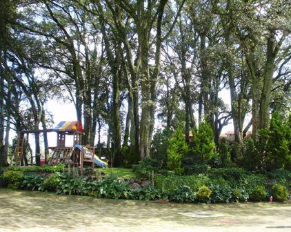 Foto Barrio Privado en Club de Golf los Encinos Club de Golf los Encinos, Lerma Estado de México número 4