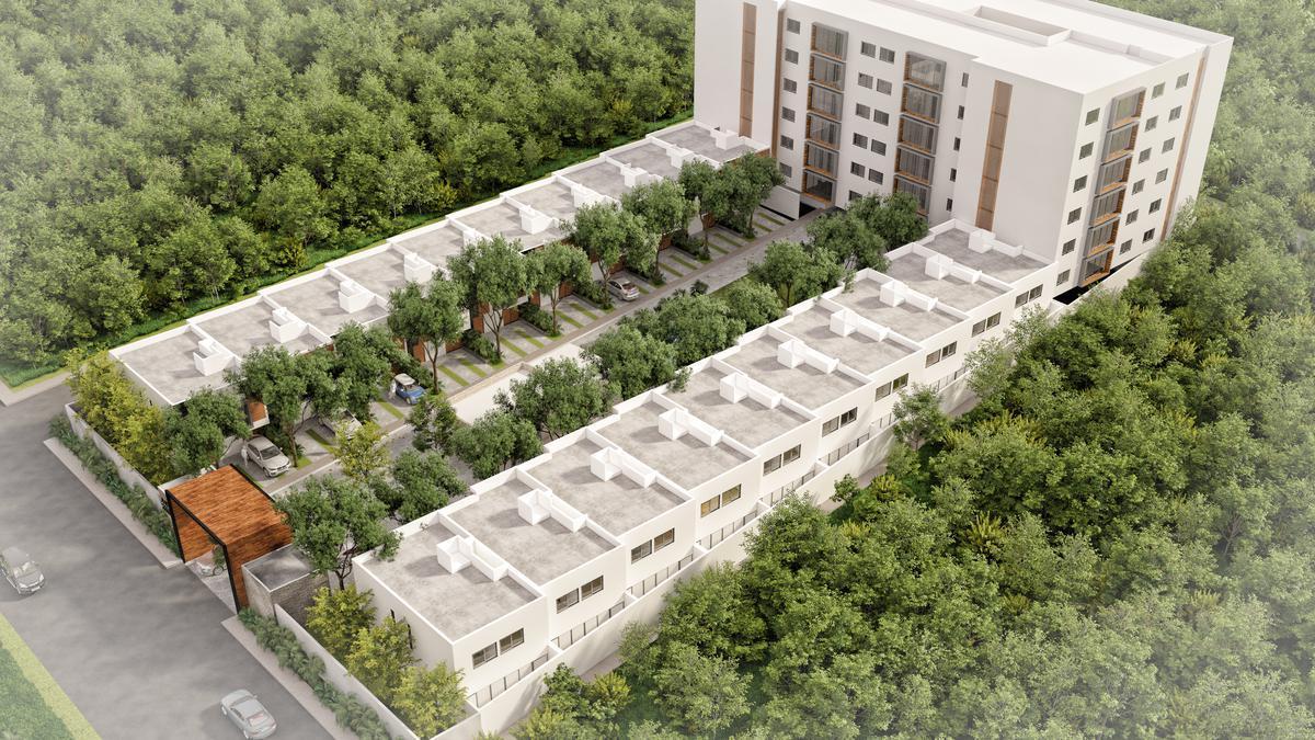 Foto Condominio en Cancún En Venta Departamentos y Casas en Cancún número 2