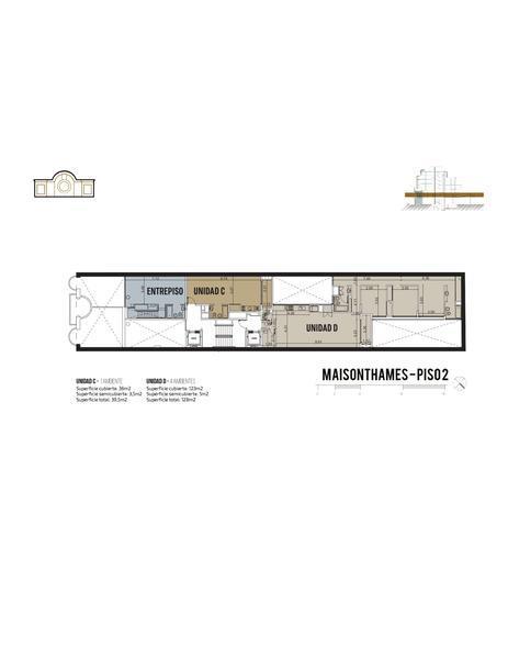 Foto Edificio en Palermo Maison Thames - Thames 2450 número 12