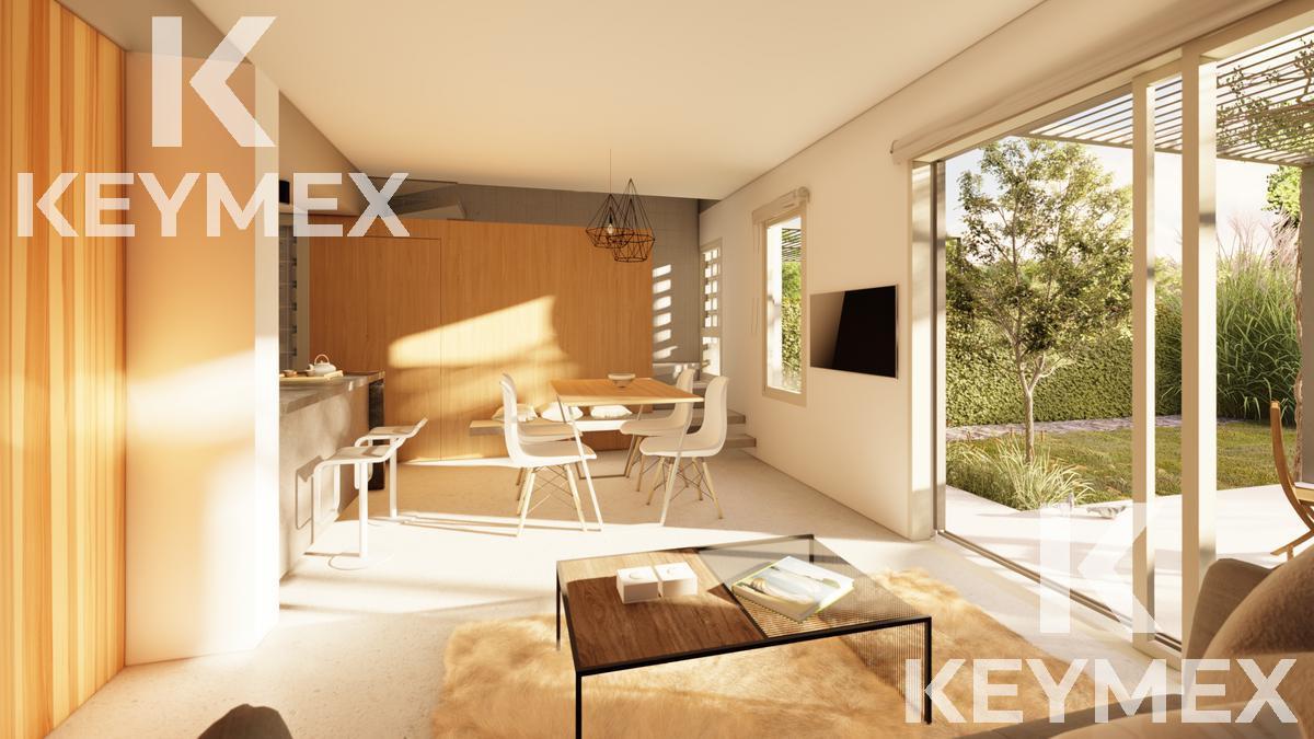 Foto Casa en Venta en  La Plata,  La Plata  DUPLEX Sustentables en calle 34 esquina 140
