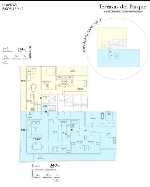 Foto Edificio en Caballito Marechal 862 número 16