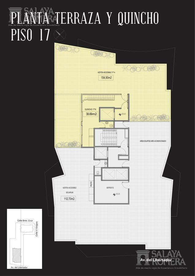Foto Edificio en V.Lopez-Vias/Rio Av Libertador 1400 piso 10 A número 7