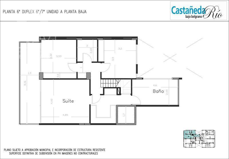 Foto Edificio en Belgrano C CASTAÑEDA 1800 Y SUCRE - BAJO BELGRANO número 27