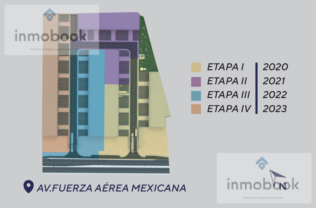 Foto Centro Logístico en Los Girasoles Bodegas en Pre - Venta en Centro Logístigo Integramx Calle Fuerza Aerea número 12