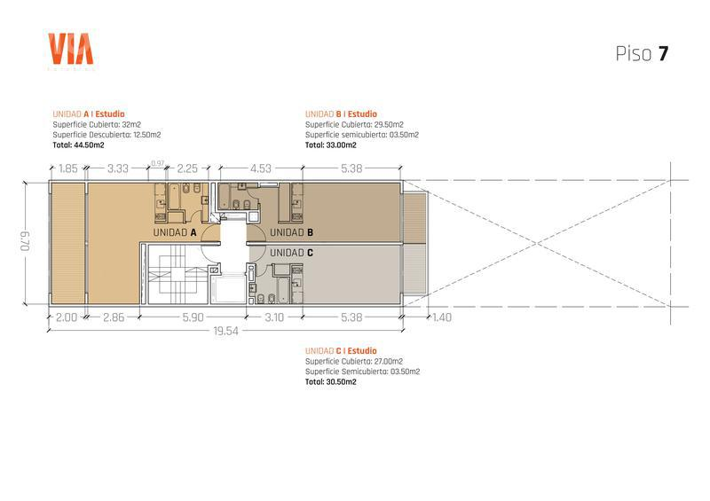 Foto Edificio de oficinas en Recoleta Viamonte 2100 número 7