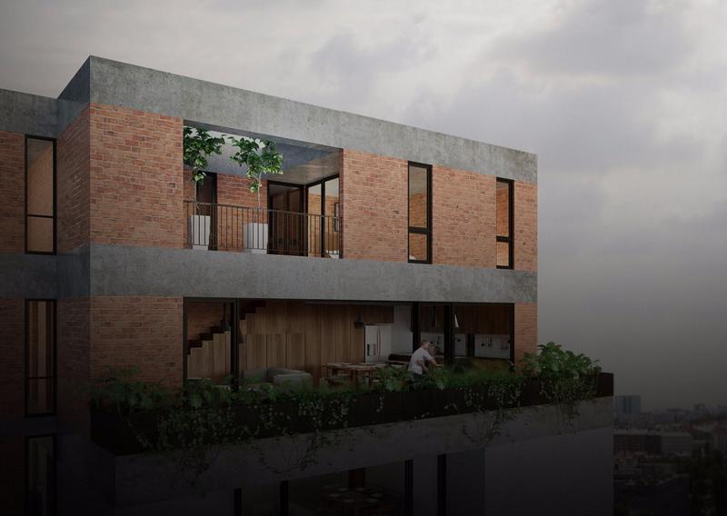 Foto Edificio en Obrera guadalajara, jalisco número 3