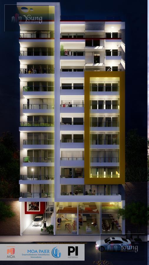 Foto Edificio en Wilde Las flores 559 - TORRE HORUS número 9