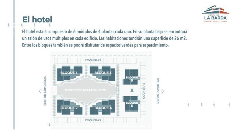 Foto Hotel en Añelo VACA MUERTA -  Ruta 17, Añelo           número 7